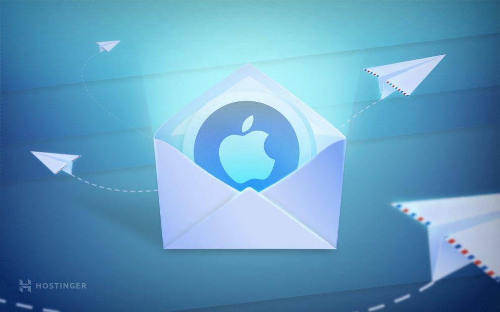 Cách cài đặt mail trên iPhone (iOS)