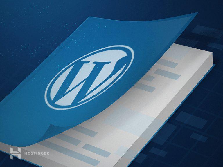 Học WordPress: 12 nguồn tài liệu WordPress tốt nhất cho người mới