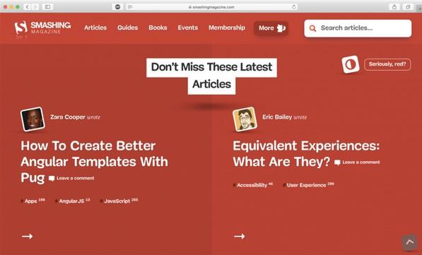 smashing magazine học WordPress