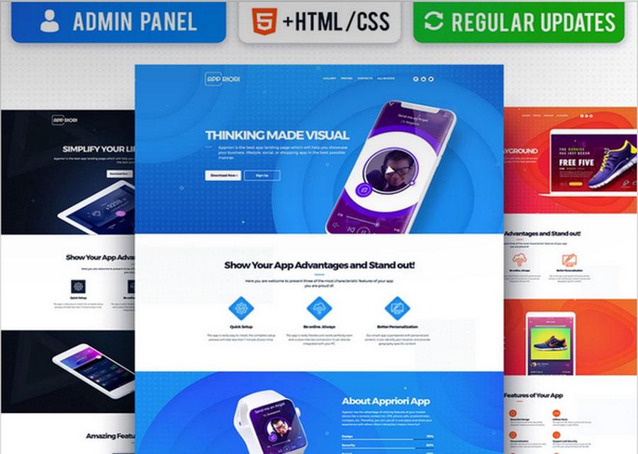 template website 19