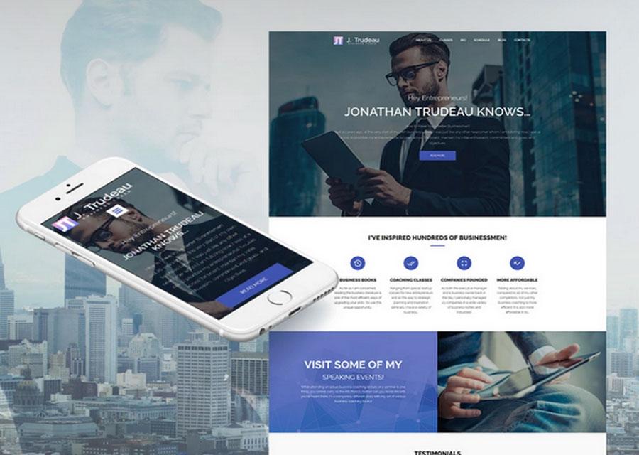 template website builder 23