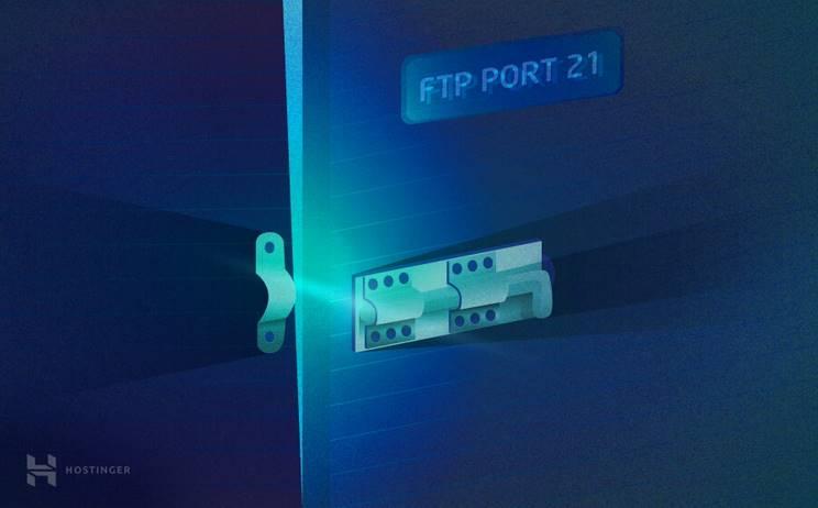 Kiểm tra FTP port 21 có bị chặn không